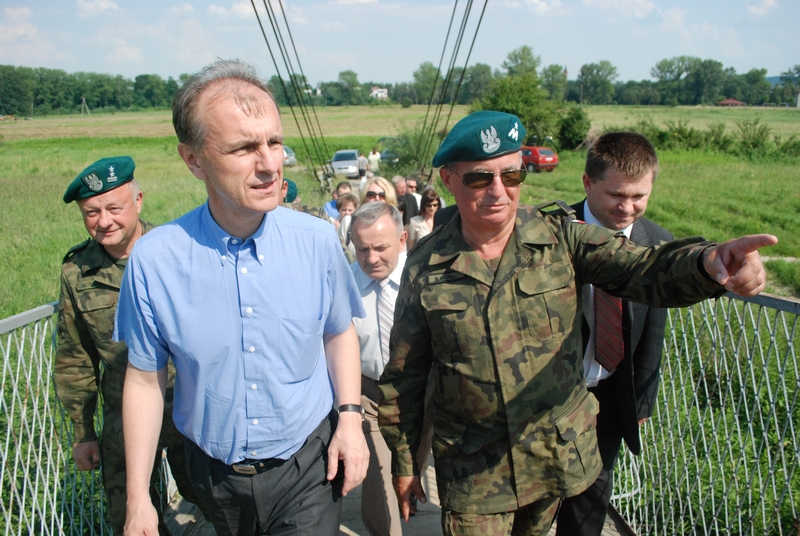 Bogdan Klich. Fot. terazJaslo.pl / Damian Palar