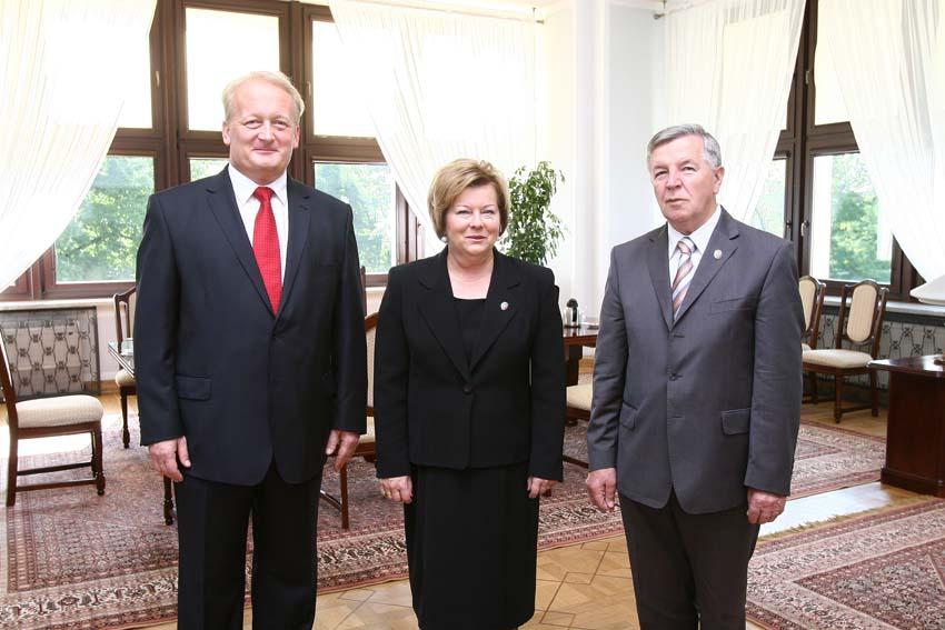 Nowi senatorowie zaprzysiężeni. Fot. senat.gov.pl