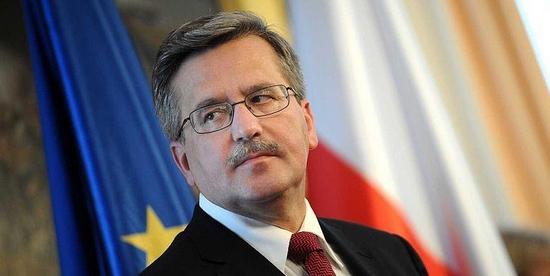 Bronisław Komorowski. Fot. Wikipedia.pl