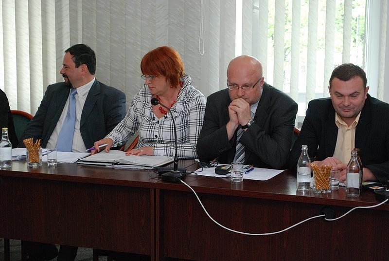 Posiedzenie RMJ. Fot. terazJaslo.pl / Damian Palar