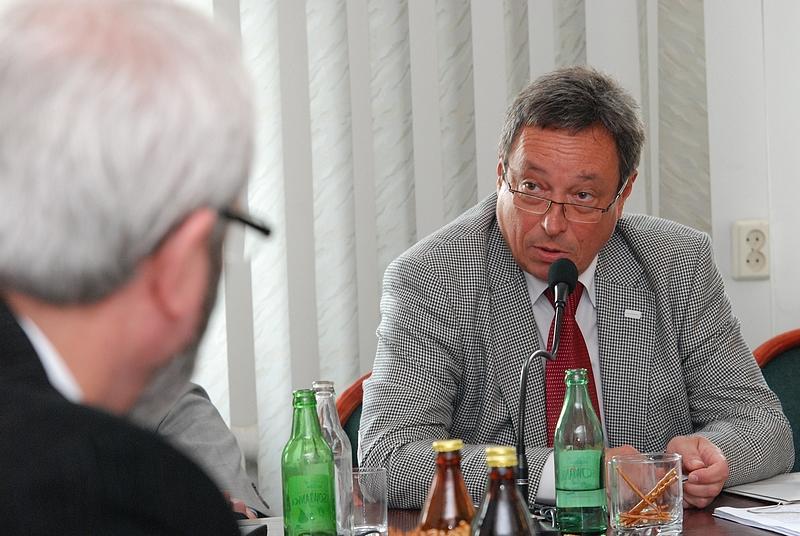 Marek Barański. Fot. terazJaslo.pl / Damian Palar