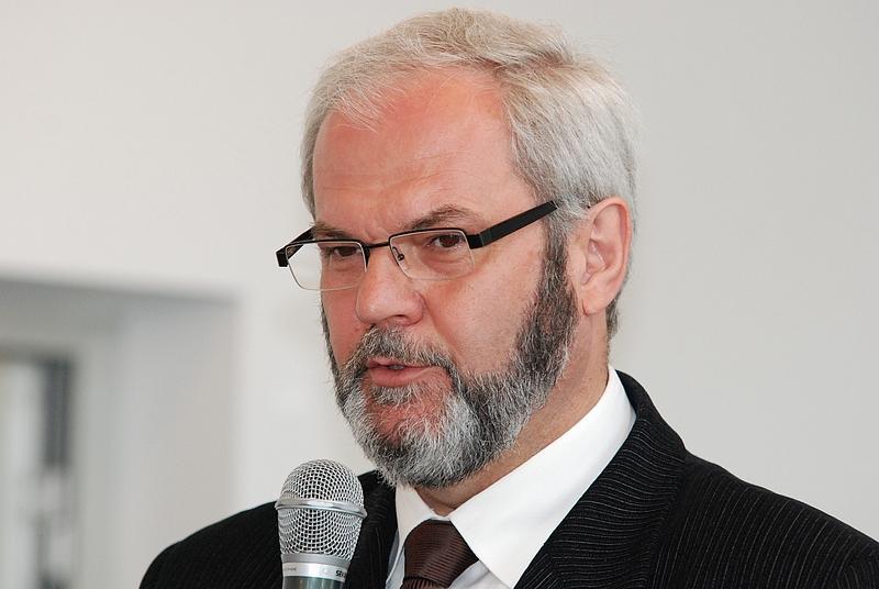Ryszard Pabian. Fot. terazJaslo.pl / Damian Palar