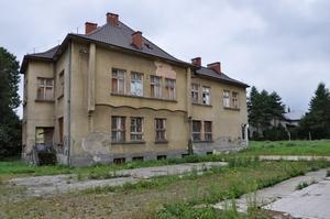 Byłe przedszkole kolejowe. Fot. terazJaslo.pl / Damian Palar