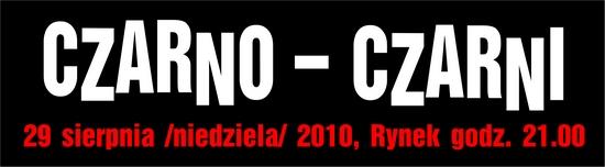 Banner Czarno-Czarni