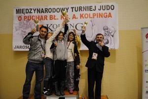 Fot. UKS ASW Judo Jasło
