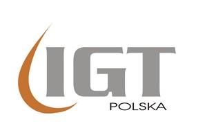 Logo IGT Polska
