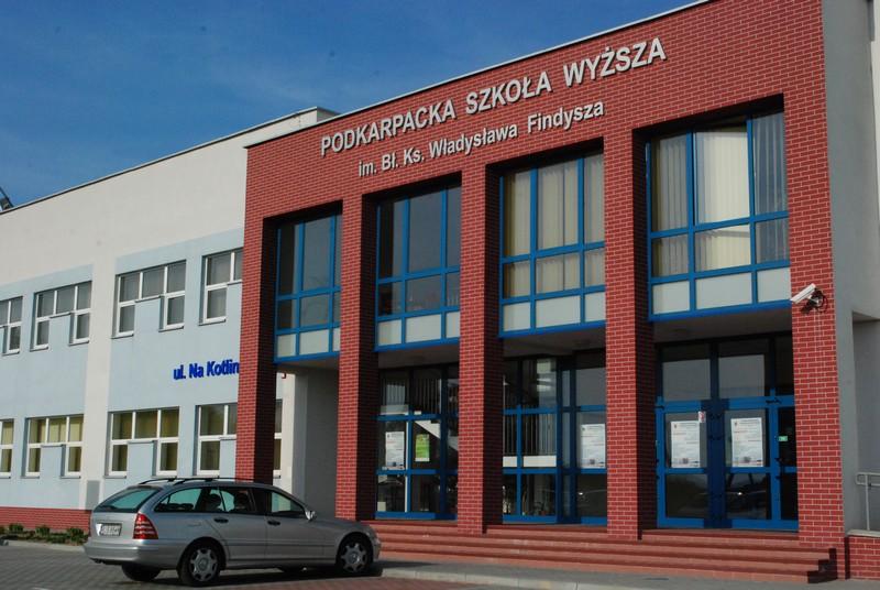 Podkarpacka Szkoła Wyższa w Jaśle. Fot. terazJaslo.pl / Damian Palar