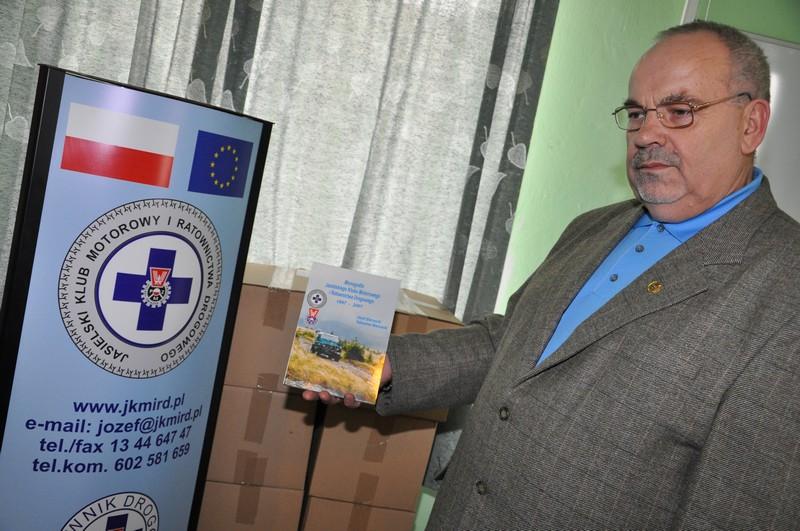 Józef Biernacki. Fot. terazJaslo.pl / Damian Palar
