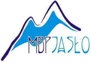 Logo Miejskiej Biblioteki Publicznej w Jaśle