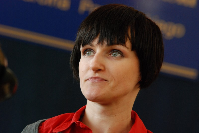 Agata Koba. Fot. terazJaslo.pl / Damian Palar