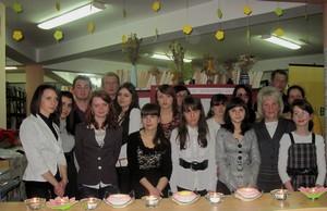 Uczestnicy spotkania. Fot. archiwum PBW Filia w Jaśle