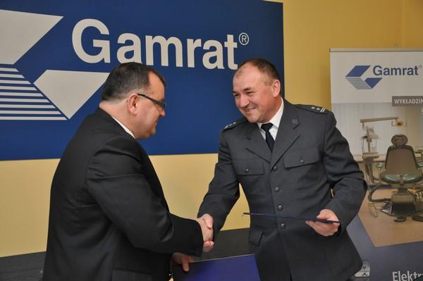 Podpisanie porozumienia. Fot. terazJaslo.pl / Damian Palar