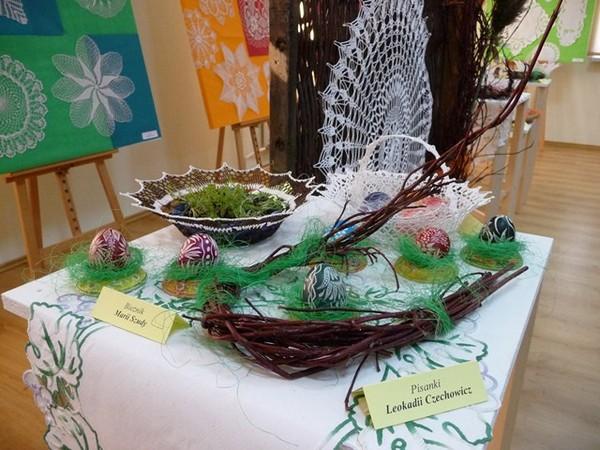 Wystawa świąteczna w Muzeum Narciarstwa w Cieklinie