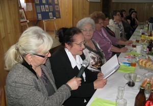 Spotkanie klubu Michalina w Tarnowcu