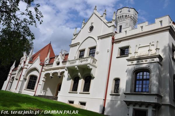 Pałacyk w Gorajowicach