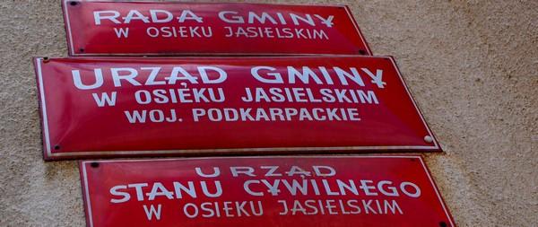 Rada Gminy w Osieku Jasielski. Fot. terazJaslo.pl / Damian Palar