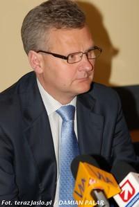 Minister Skarbu Państwa Aleksander Grad