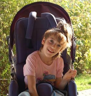Marysia Długosz. Fot. archiwum rodzinne