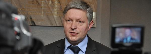 Andrzej Czernecki. Fot. archiwum terazJaslo.pl / Damian Palar
