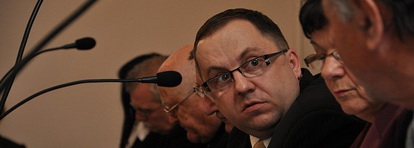 Krzysztof Czeluśniak. Fot. archiwum terazJaslo.pl / Damian Palar