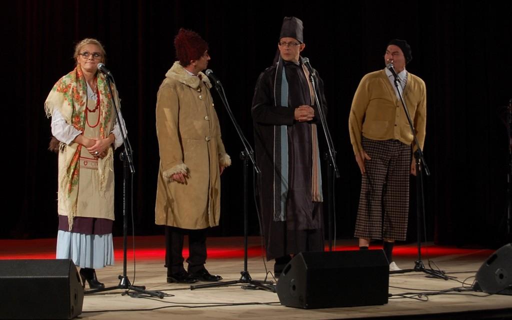 Kabaret pod Wyrwigroszem. Fot. Jasielski Dom Kultury