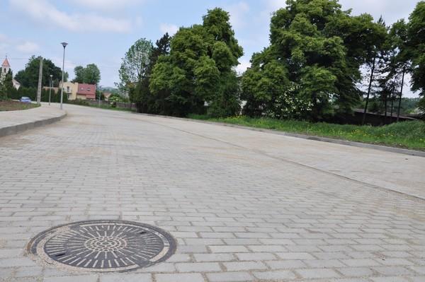 Parking przy ulicy Farnej. Fot. terazJaslo.pl / Damian Palar