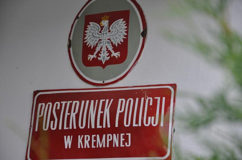 Posterunek Policji w Krempnej