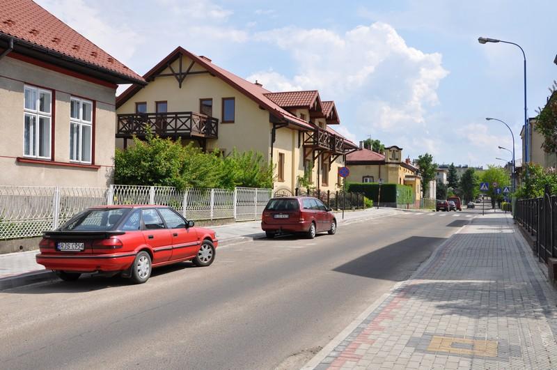 Ulica Ujejskiego