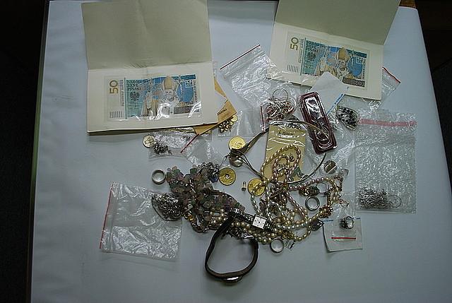 Znalezione skarby
