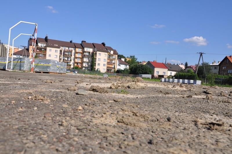 W tym miejscu powstanie drugi w mieście Orlik