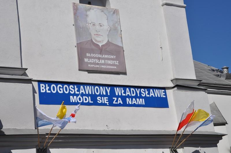 Sanktuarium Diecezjalne bł. Władysława Findysza w Nowym Żmigrodzie