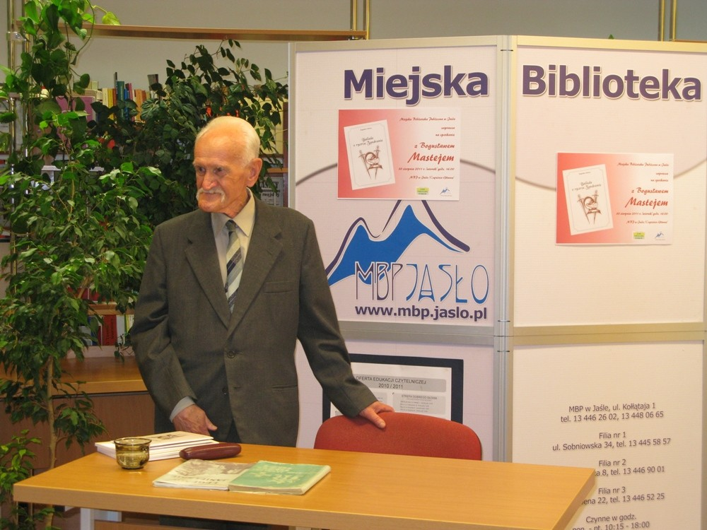 Bogusław Mastej