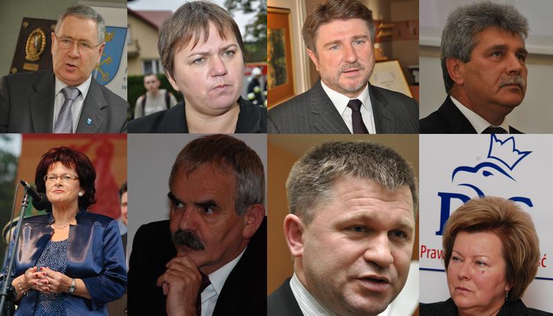 Kandydaci do parlamentu