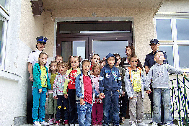 Spotkanie z policjantkami