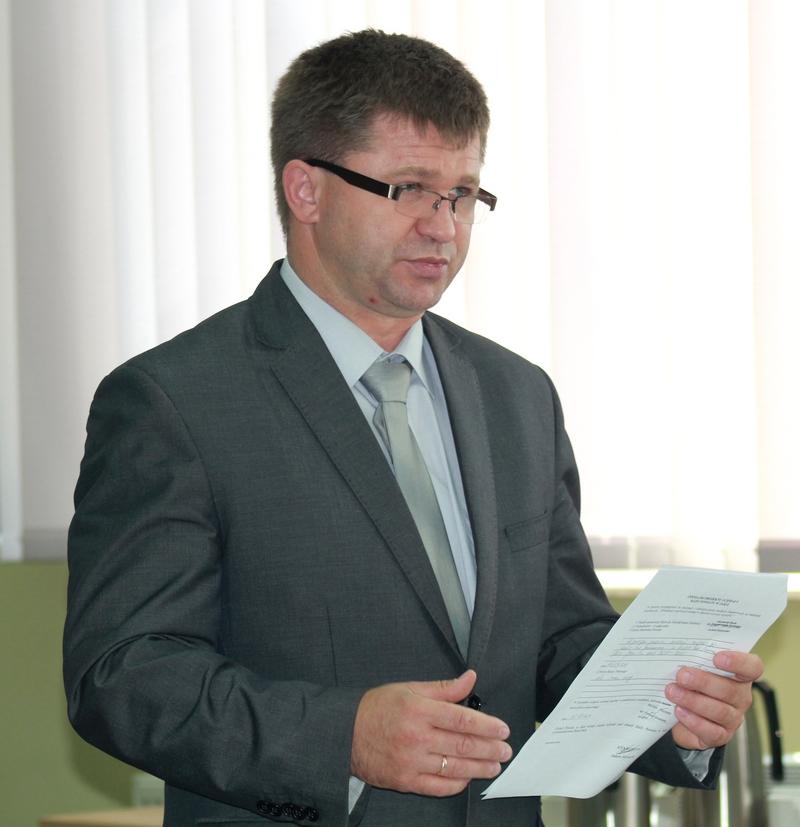 Adam Kmiecik, starosta jasielski