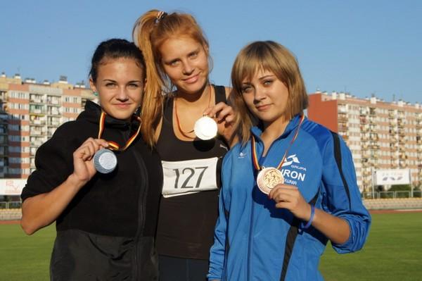 Medalistka z Trzcinicy