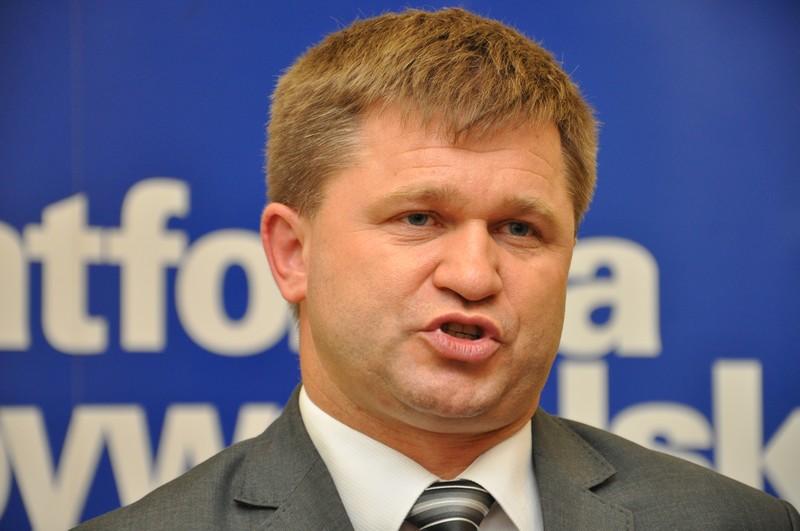 Adam Kmiecik, kandydat KW PO w wyborach do Sejmu RP
