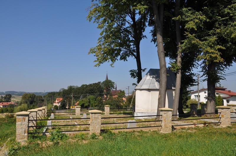 Cmentarz wojenny w Osobnicy