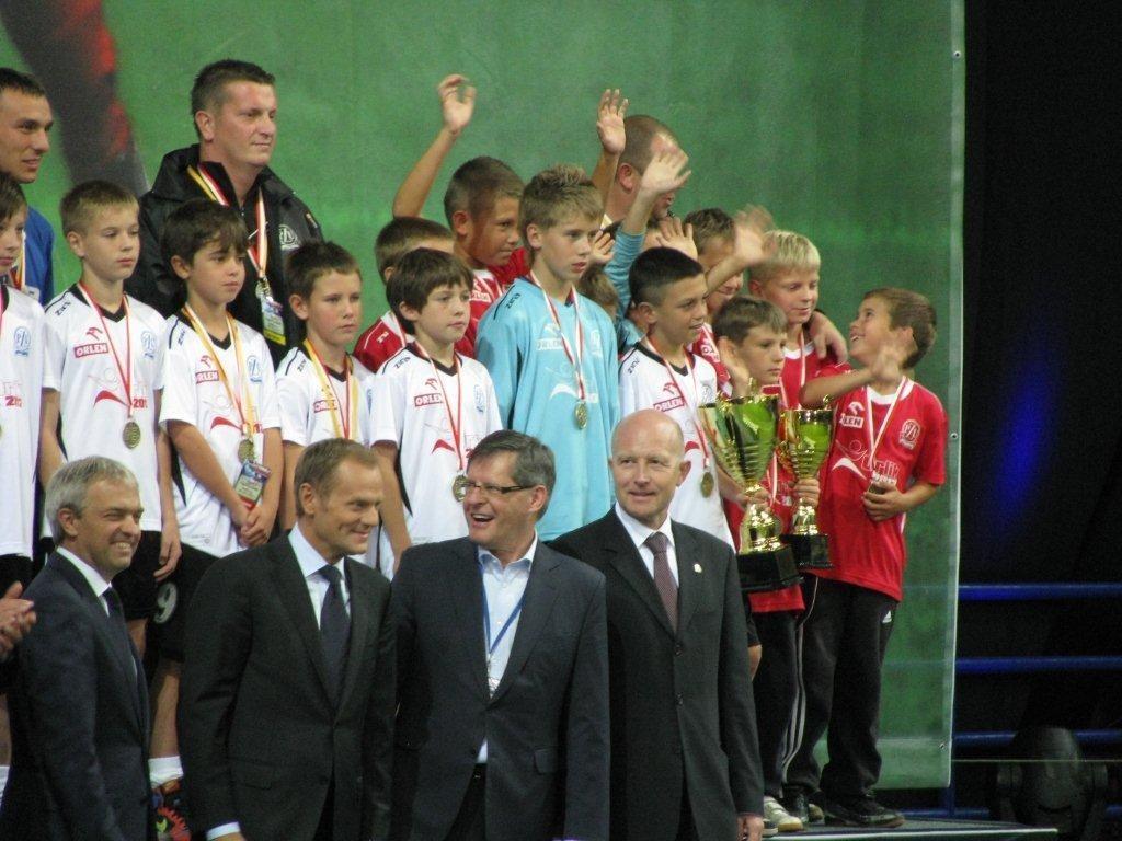 Turniej ORLIKA w Warszawie