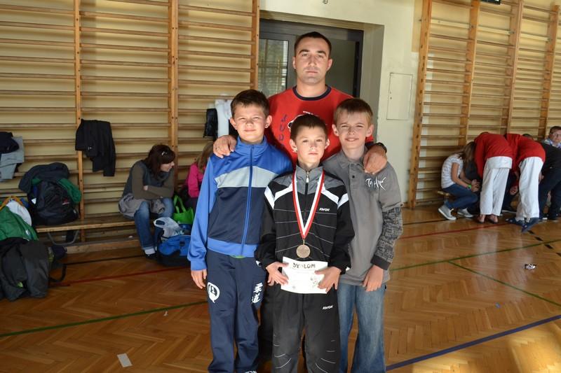 Turniej judo w Zakopanym