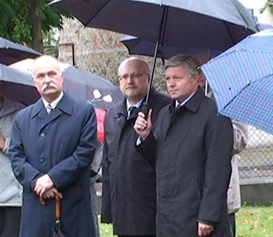 Rocznica powstania inspektoratu SG w Jaśle