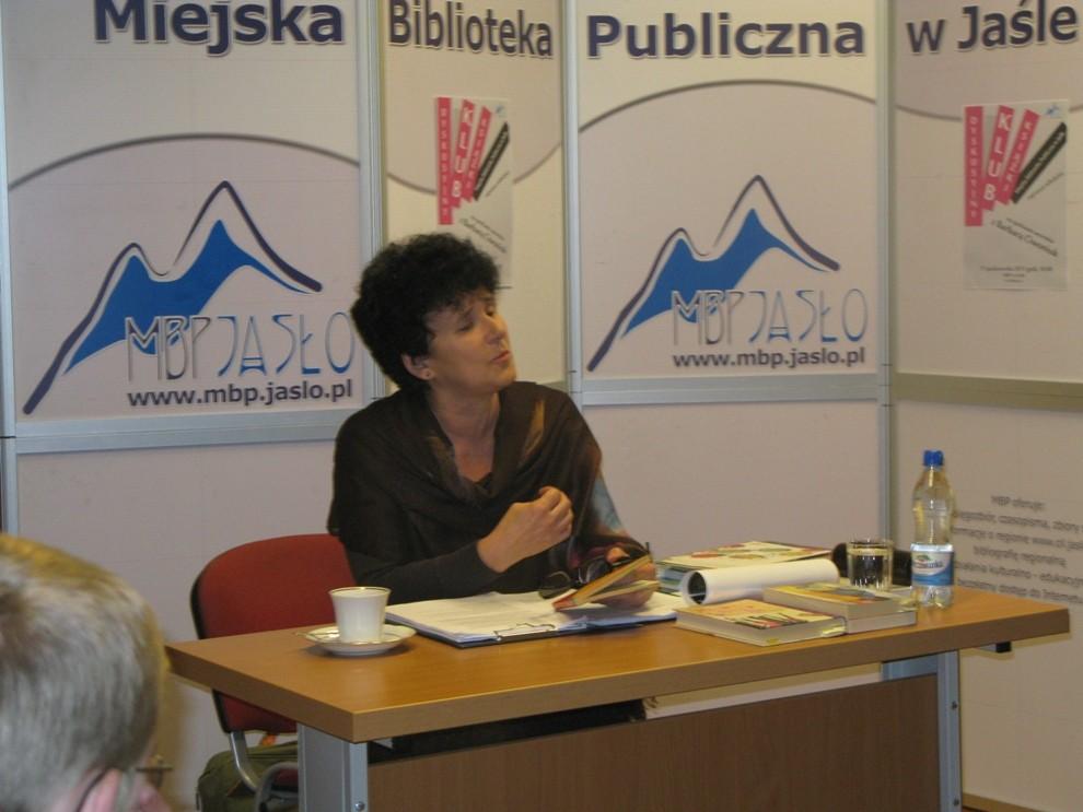 Spotkanie autorskie z Barbarą Ciwoniuk
