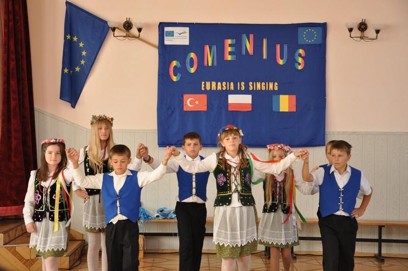 Comenius w Zawadce Osieckiej