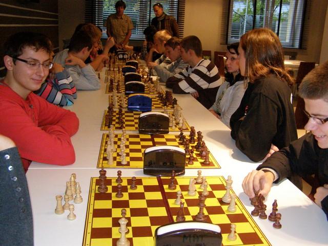 Szachowe Mistrzostwa Powiatu