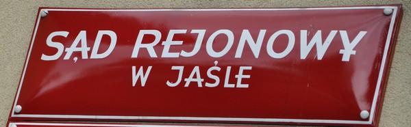 Sąd Rejonowy w Jaśle
