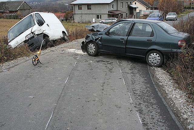 Wypadek w Lisowie