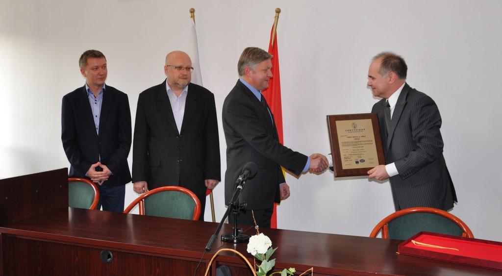 ISO dla Urzędu Miasta Jasła