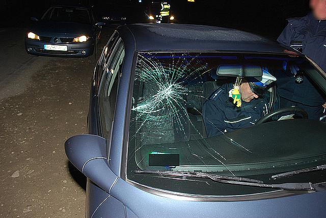 Wypadek w Brzyskach