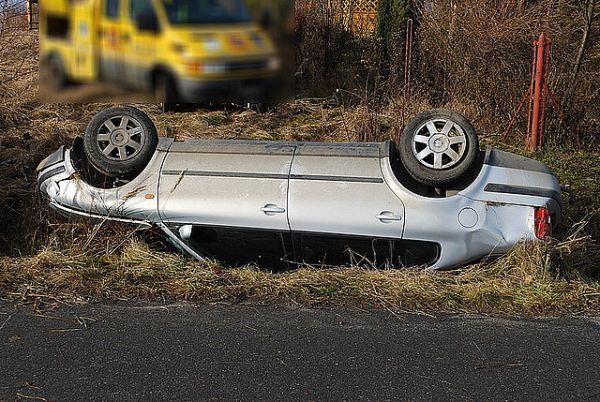Wypadek w Harklowej