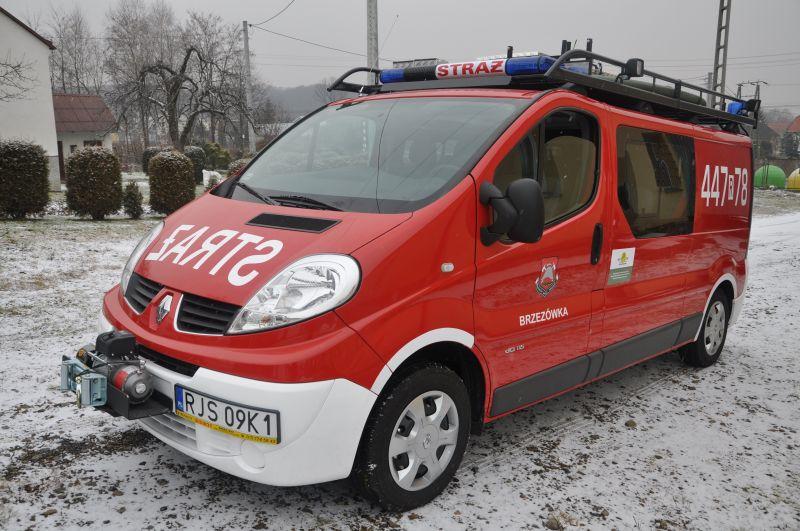OSP Brzezówka